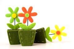 Decoração da flor fotografia de stock