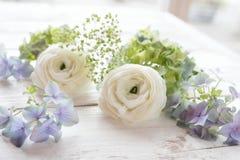 Decoração da flor para o dia de mães Imagem de Stock