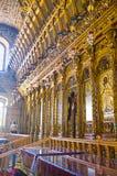 A decoração da igreja Foto de Stock