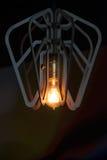 Decoração da iluminação do vintage Imagem de Stock Royalty Free