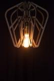 Decoração da iluminação do vintage Imagem de Stock
