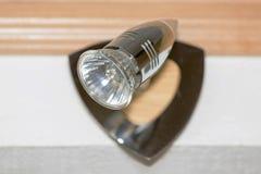 Decoração da iluminação na parede Imagens de Stock
