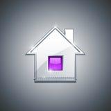 Decoração da joia da casa Imagens de Stock Royalty Free