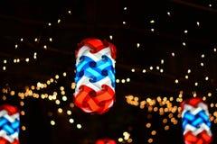 Decoração da lanterna de papel Imagem de Stock