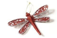 Decoração da libélula imagem de stock royalty free