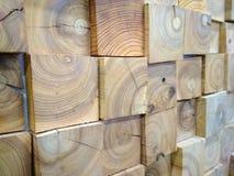 decoração da madeira do carvalho Fotografia de Stock Royalty Free