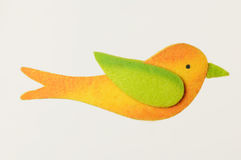 Decoração da mola do pássaro Fotos de Stock