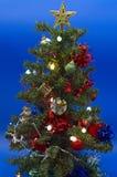decoração da Natal-árvore Imagem de Stock Royalty Free