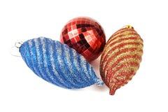 decoração da Natal-árvore Fotografia de Stock