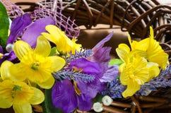 Decoração da Páscoa Foto de Stock Royalty Free