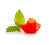 Decoração da salada Imagens de Stock Royalty Free