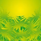 decoração da selva (vetor) Fotografia de Stock