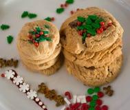 Decoração das cookies imagem de stock royalty free