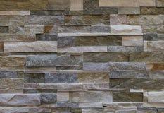 Decoração de /background/wall da rocha do granito Imagens de Stock