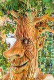 Decoração de Chrismas em Escaldes- Engordany e em La Vellla de Andorra fotos de stock