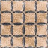 Decoração de mármore Imagens de Stock