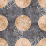 Decoração de mármore Fotos de Stock