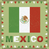 Decoração de México Imagens de Stock Royalty Free