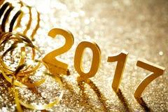 Decoração do ano novo Imagens de Stock