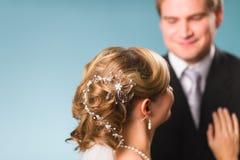 Decoração do cabelo Imagem de Stock Royalty Free