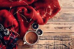 Decoração do feriado de inverno imagem de stock royalty free
