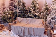 Decoração do feriado do Natal Imagem de Stock Royalty Free
