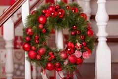 Decoração do feriado do Natal Foto de Stock