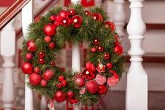 Decoração do feriado do Natal Fotos de Stock Royalty Free