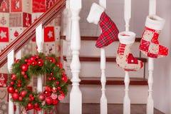 Decoração do feriado do Natal Imagens de Stock