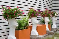 Decoração do jardim Foto de Stock Royalty Free