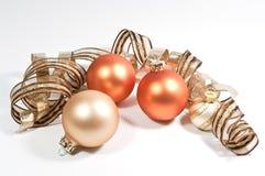 Decoração do Natal Foto de Stock