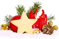 Decoração do Natal. Imagens de Stock Royalty Free