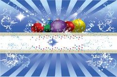 Decoração do Natal Fotos de Stock