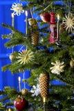 Decoração do Natal Foto de Stock Royalty Free