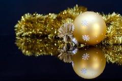 Decoração 2015 do Natal Foto de Stock Royalty Free