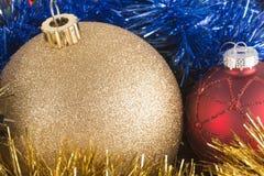 Decoração do Natal Imagens de Stock
