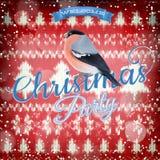 Decoração do Natal do ano novo Eps 10 Fotografia de Stock