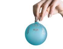 Decoração do Natal e do novo-ano Imagens de Stock