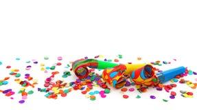Decoração do partido Imagem de Stock Royalty Free