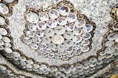 Decoração do telhado foto de stock royalty free