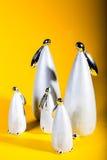 Decoração dos coelhinhos da Páscoa Imagem de Stock