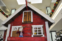 Decoração dos contos de fadas do Natal Imagens de Stock