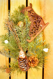 Decoração dos feriados de inverno Foto de Stock Royalty Free