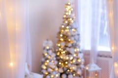 Decoração festiva do Natal Imagem de Stock