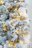 Decoração festiva do Natal Foto de Stock Royalty Free