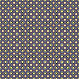 Decoração geométrica abstrata do vetor no estilo egípcio Imagem de Stock Royalty Free