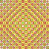 Decoração geométrica egípcia abstrata do vetor Foto de Stock Royalty Free