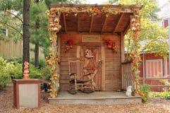 Decoração Halloween Fotografia de Stock Royalty Free