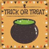 Decoração a Halloween Fotos de Stock Royalty Free