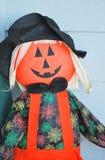 Decoração a Halloween Imagem de Stock Royalty Free